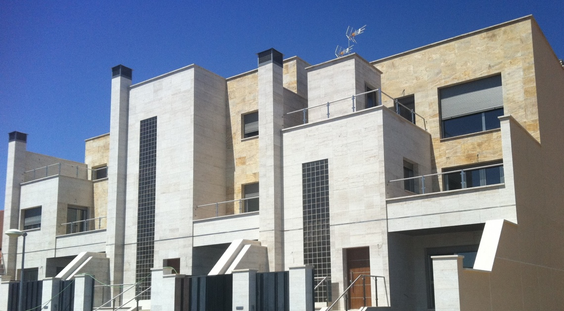 Arellano arquitectos proyectos vivienda plurifamiliar en ciudad real - Unifamiliares ciudad real ...