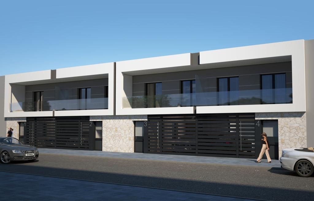 Arellano arquitectos proyectos promoci n de viviendas - Arquitectos ciudad real ...